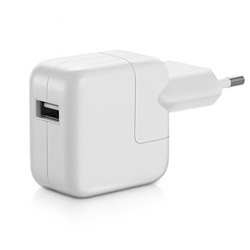 Apple iPad lader / Strømadapter EUR 12W