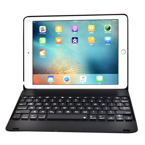 iPad tastatur/keyboard case med dansk tastatur (æ ø å) iPad Air 2/Pro 9.7""