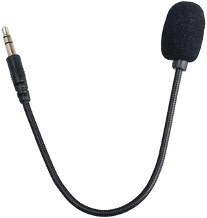 Aftagelig headset microfon 3.5mm